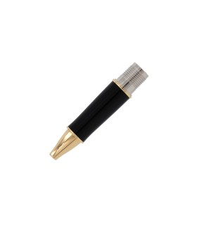 Shell Assembly for PARKER Sonnet Rollerball Black with Gold Trims